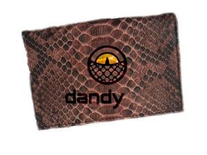 DandyLab 0057 300x225 Обложка для паспорта из кожи питона