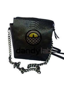 IMG 0127 225x300 Женская сумка из натуральной кожи питона.