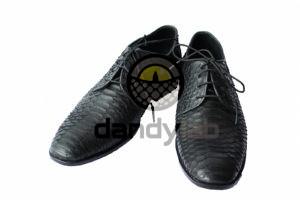 IMG 0498 300x200 Мужские туфли из натуральной кожи питона
