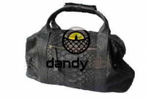 IMG 0512 300x200 Мужская сумка из натуральной кожи питона.