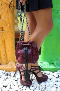 IMG 0885 200x300 Летняя обувь из натуральной кожи питона