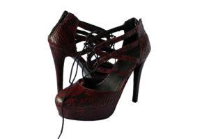 IMG 0961 300x200 Летняя обувь из натуральной кожи питона