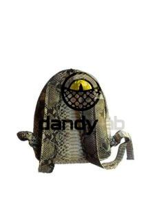 IMG 8632 e1465153951161 225x300 Стильный рюкзак из натуральной кожи питона