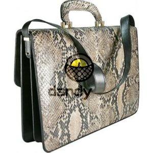big bag piton 1 1 300x300 Сумка из натуральной кожи питона