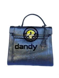 big bag piton 225x300 Сумка из натуральной кожи питона