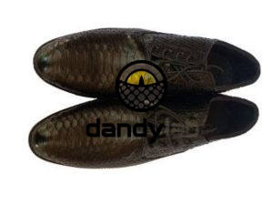 male shoes 01 300x225 Мужские туфли из питона