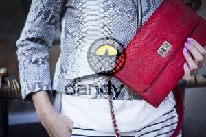 IMG 4518 300x200 Красная сумка из питона