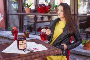 IMG 6543 1 300x200 Женская куртка в стиле кежуал из кожи питона