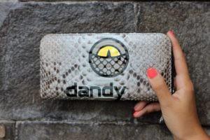 DandyLab 00014 300x200 Кошелек из натуральной кожи питона