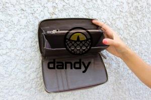 DandyLab 00028 300x200 Портмоне из натуральной кожи питона