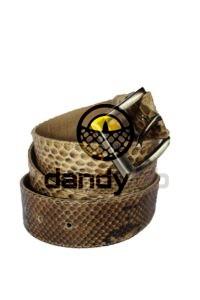 DandyLab 0003 200x300 Ремень из натуральной кожи питона