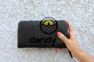 DandyLab 00030 300x200 Портмоне из натуральной кожи питона