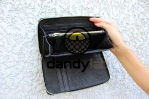 DandyLab 00031 300x200 Портмоне из натуральной кожи питона