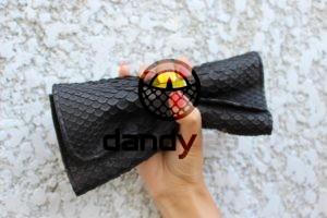 DandyLab 00033 300x200 Кошелек из натуральной кожи питона