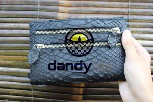 DandyLab 00043 300x200 Кошелек из натуральной кожи питона
