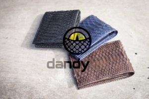 DandyLab 00054 300x200 Кошелек из натуральной кожи питона