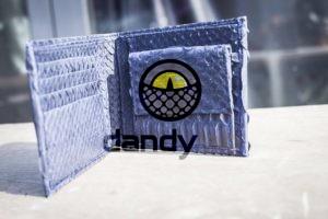 DandyLab 00060 300x200 Кошелек из натуральной кожи питона