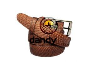 DandyLab 0008 300x200 Ремень из натуральной кожи питона
