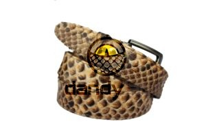 DandyLab 0009 300x200 Ремень из натуральной кожи питона
