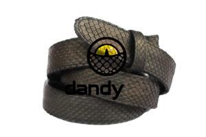DandyLab 0016 300x200 Ремень из натуральной кожи питона