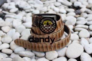 DandyLab 0018 300x200 Ремень из натуральной кожи питона