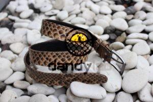 DandyLab 0025 300x200 Ремень из натуральной кожи питона