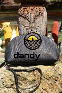 DandyLab 0035 200x300 Косметичка из натуральной кожи питона