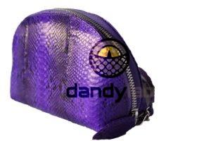 DandyLab 0039 300x200 Косметичка из натуральной кожи питона