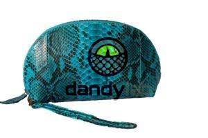 DandyLab 0041 300x200 Косметичка из натуральной кожи питона