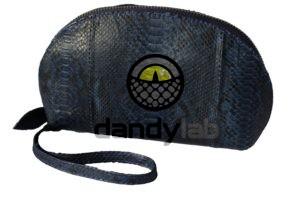 DandyLab 0043 300x200 Косметичка из натуральной кожи питона