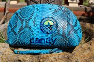 DandyLab 0044 300x200 Косметичка из натуральной кожи питона