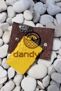 DandyLab 0047 200x300 Чехол для Iphone из натуральной кожи питона