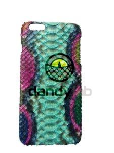 DandyLab 0074 225x300 Чехол для Iphone из натуральной кожи питона