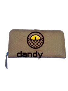 DandyLab00021 225x300 Кошелек из натуральной кожи питона