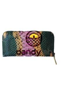 DandyLab00033 225x300 Кошелек из натуральной кожи питона