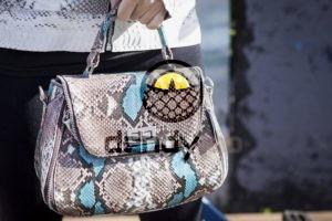 Dandylab piton037 300x200 Женская сумка из натуральной кожи питона
