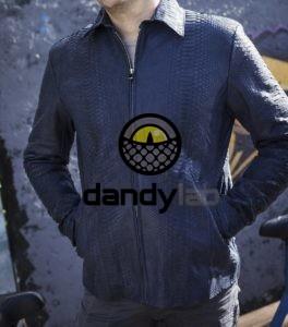 Dandylab piton042 e1485336788187 264x300 Мужская куртка из кожи питона