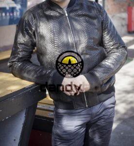 Dandylab piton057 e1485336679165 276x300 Мужская куртка из кожи питона
