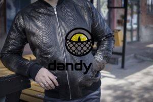 Dandylab piton060 300x200 Мужская куртка из кожи питона
