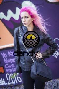 Dandylab piton086 200x300 Женская куртка из натуральной кожи питона