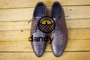 Dandylab piton101 300x200 Мужские туфли из натуральной кожи питона