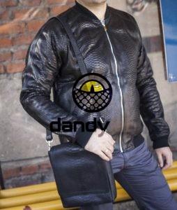 Dandylab piton105 e1485336602875 254x300 Мужская сумка из натуральной кожи питона