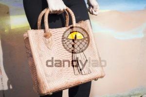 Dandylab piton155 300x200 Сумка из натуральной кожи питона