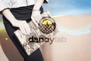 Dandylab piton156 300x200 Сумка из натуральной кожи питона