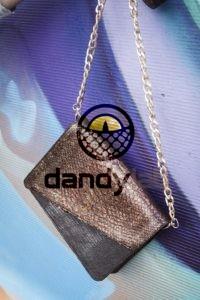 Dandylab piton170 200x300 Сумка из натуральной кожи питона