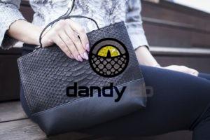 Dandylab piton213 300x200 Клатч косметичка из натуральной кожи питона