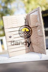Dandylab piton224 200x300 Кошелек из натуральной кожи питона