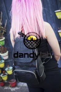 Dandylab piton231 200x300 Рюкзак из натуральной кожи питона