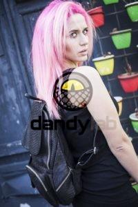 Dandylab piton232 200x300 Рюкзак из натуральной кожи питона