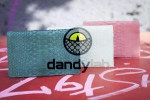 Dandylab piton241 300x200 Кошелек из натуральной кожи питона